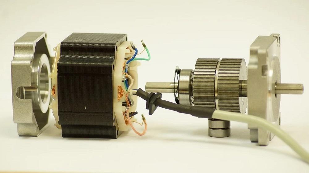 micromotores eléctricos